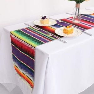 Serape Fiesta Table Runner
